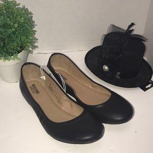 Shoes - Black Ballet Flats Women's Shoe New